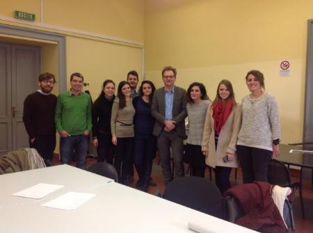 Vanschagenarchitecten Roma Tre Universiteit
