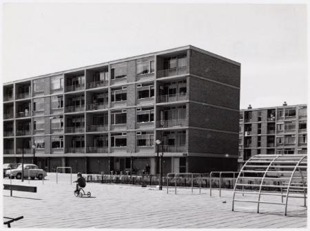 Klarenstraat Amsterdam jaren 50