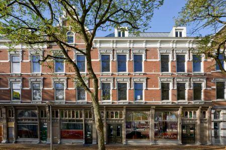 Theater Walhalla Deliplein Rotterdam
