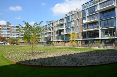 Tuinzijde Klarenstraat - Vanschagenarchitecten