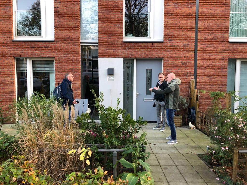 Jurytour Haagse Woonprijs